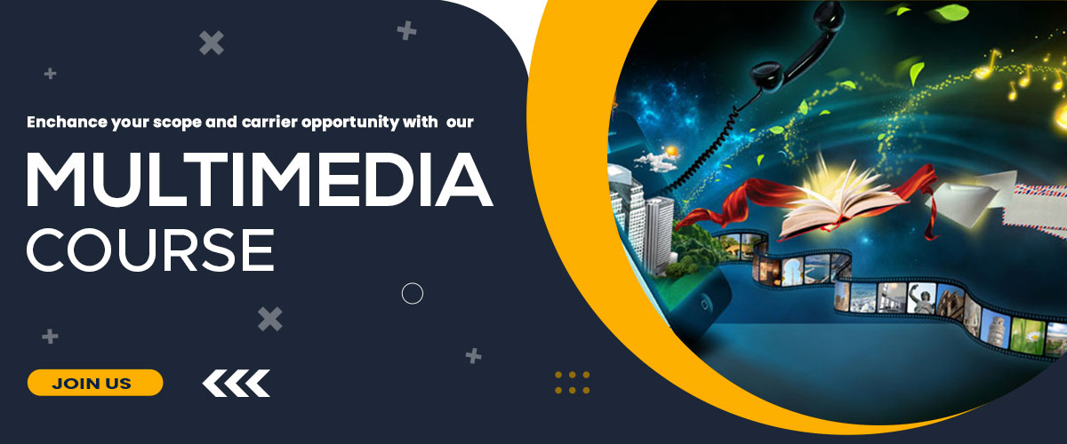 multimedia and animation course in jaipur
