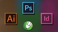 illustrator photoshop indesign corel