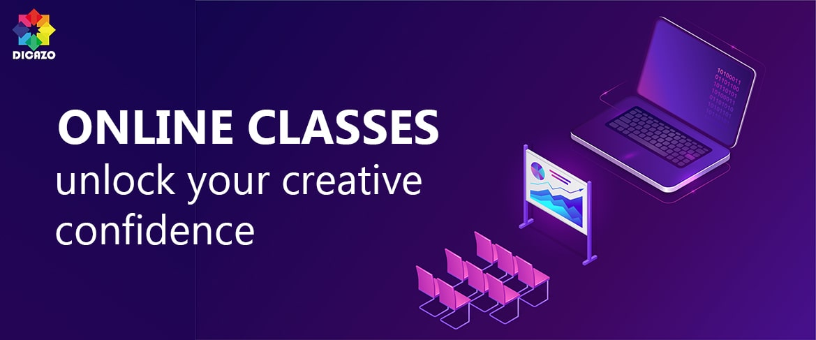 online classes by dicazo