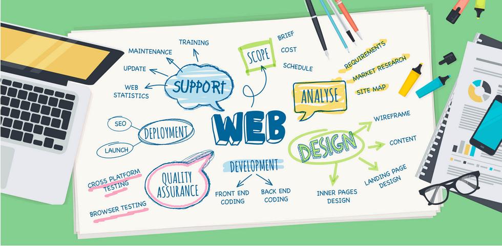 web design course in jaipur